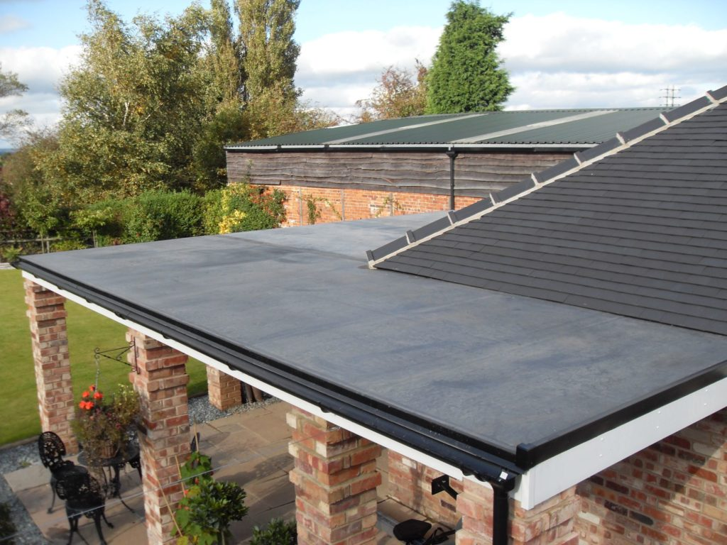 R Amp D Roofing Contractors Modern Flat Roof Specialists