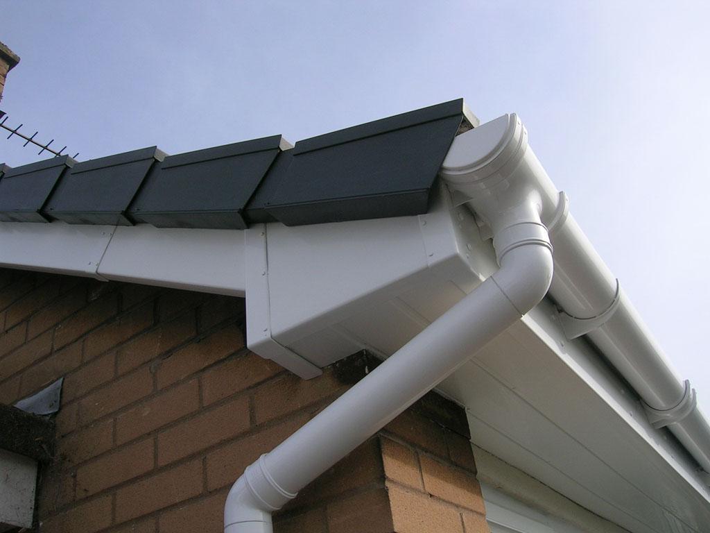 Upvc Fascias Soffits Amp Guttering R Amp D Roofing