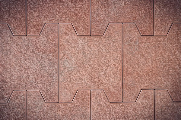 Rubber Interlocking Tiles
