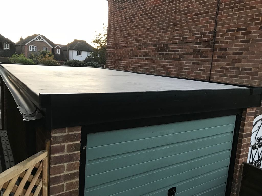 Garage Roof Replacement R Amp D Roofing