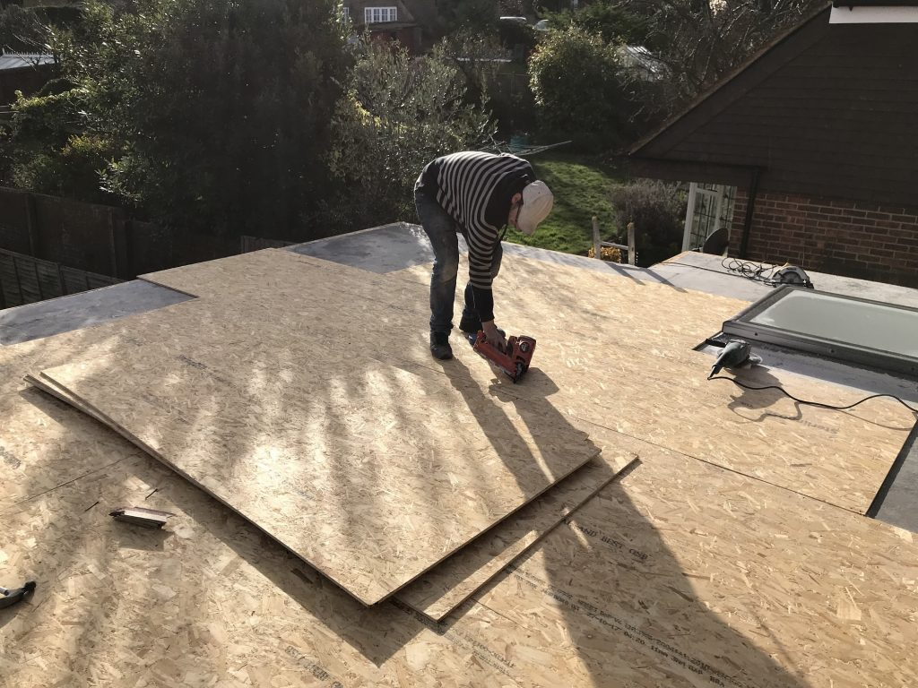 R Amp D Roofing Installs Classicbond Epdm Flat Rubber Roof