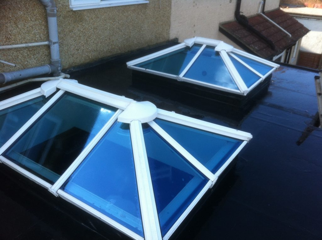 Flat Roof Skylights R Amp D Roofing